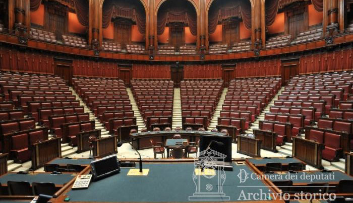 Camera dei deputati audizione dei rappresentanti siae for Camera dei deputati