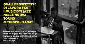 Quali prospettive di lavoro per i musicisti Jazz nella nuova Torino metropolitana? @ JCT | Torino | Piemonte | Italia