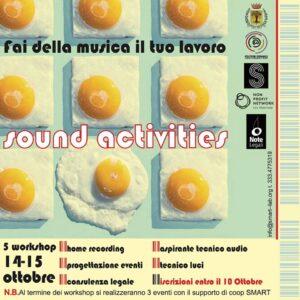 Sound Activities - Fai della musica il tuo lavoro @ Smart Lab | Rovereto | Trentino-Alto Adige | Italia