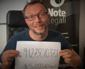 Il 5×1000 a Note Legali per il sostegno al settore musicale