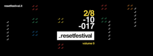 Note Legali @ Reset Festival @ Reset Festival | Torino | Italia
