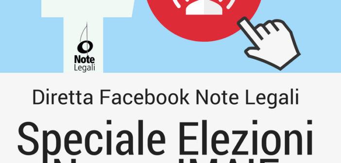 Elezioni Nuovo IMAIE (e SIAE): una diretta speciale di Note Legali per chiarire tutti i dubbi