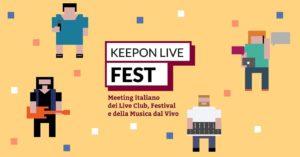 E' una questione di legalità. Come far ripartire e dare sostegno al sistema musica? @ KeepOn Live Fest c/o Lanificio 159 | Roma | Lazio | Italia
